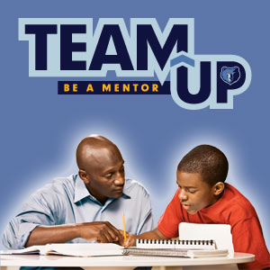 TEAM UP has become an integral part of the of the Memphis Grizzlies Foundation. Image via NBA.com