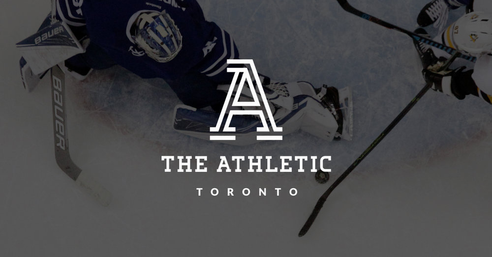Toronto, one of The Athletic's markets, is brimming with optimism for the Leafs and Blue Jays. Image via Adam Hansmann