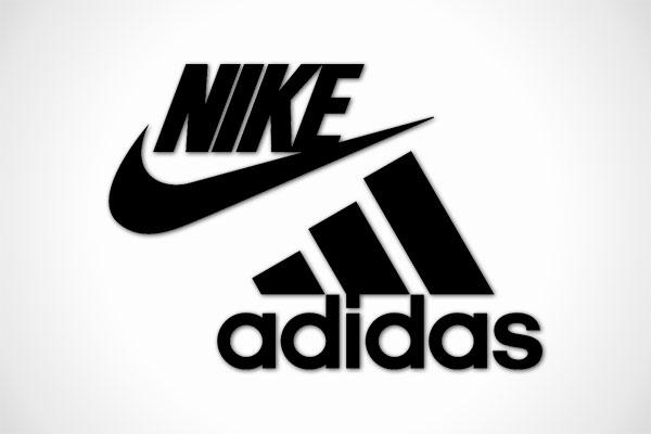 While Nike still reigns supreme, adidas has closed the gap. Photo via: ballerstatus.com
