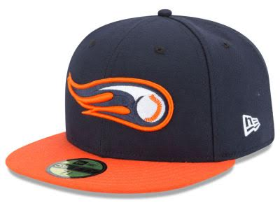 The Bowling Green Hot Rods have one of the best hats in Minor League Baseball. Image via the Bowling Green Hot Rods