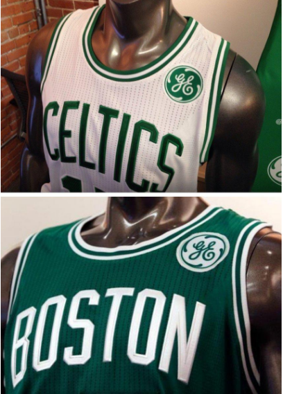 What the Celtics jerseys will look like next year. Image via Paul Lukas, @UniWatch