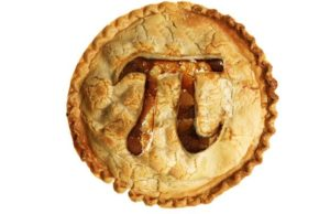 Pi on a pie! Photo via eyeonannapolis.net