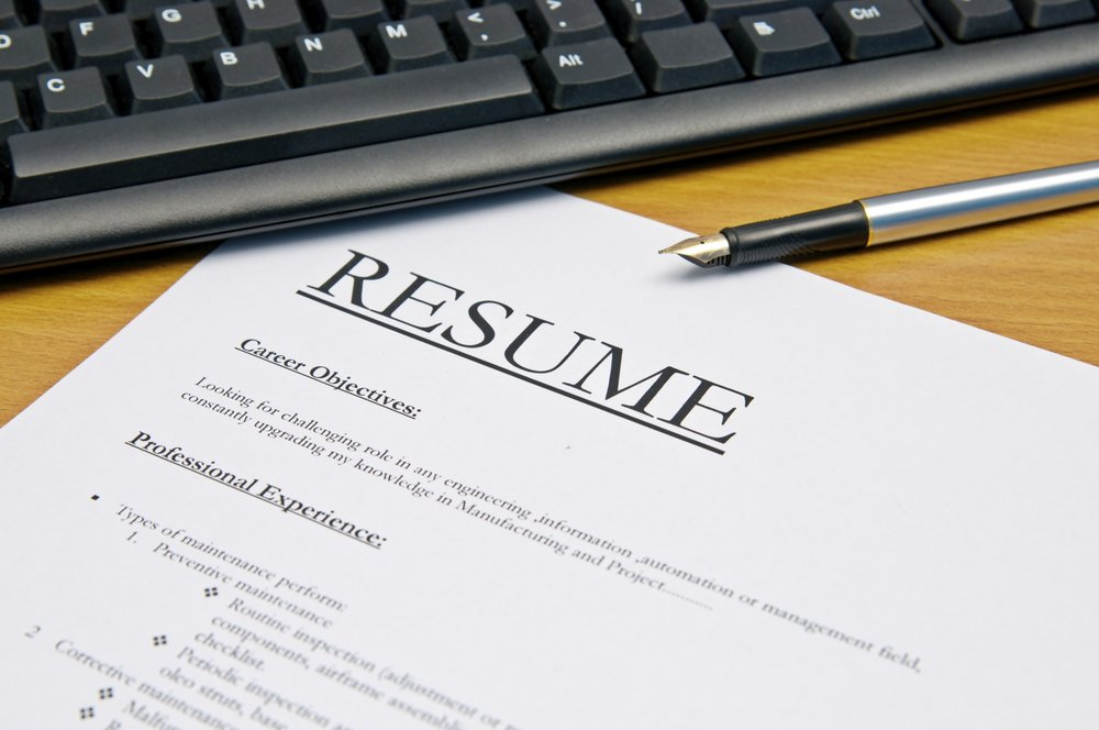 Having a strong resume can help make you stand out. Image via lmitalia.net