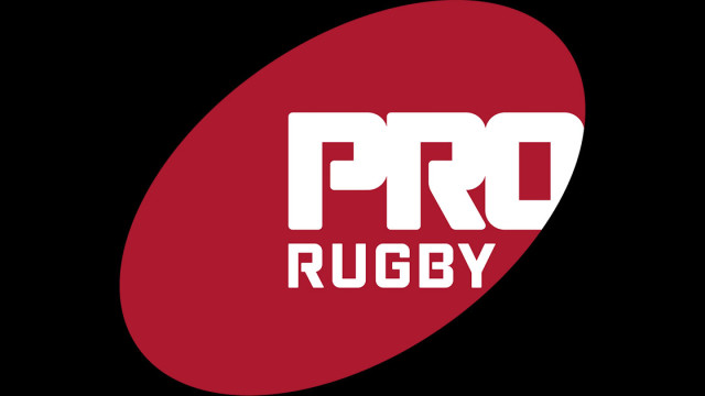 The Professional Rugby Organization (PRO) Logo. Image courtesy of PRO