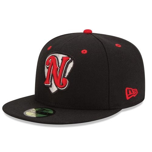 The Nashville Sounds have one of the best hats in Minor League Baseball. Image via the Nashville Sounds.