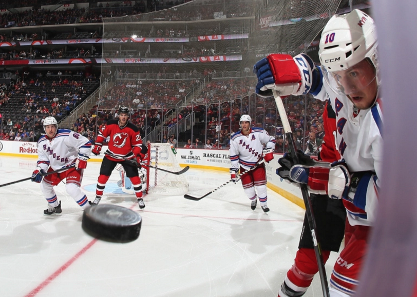 Will hockey be the next great frontier for data analytics success? Bruce Bennett/Getty Images