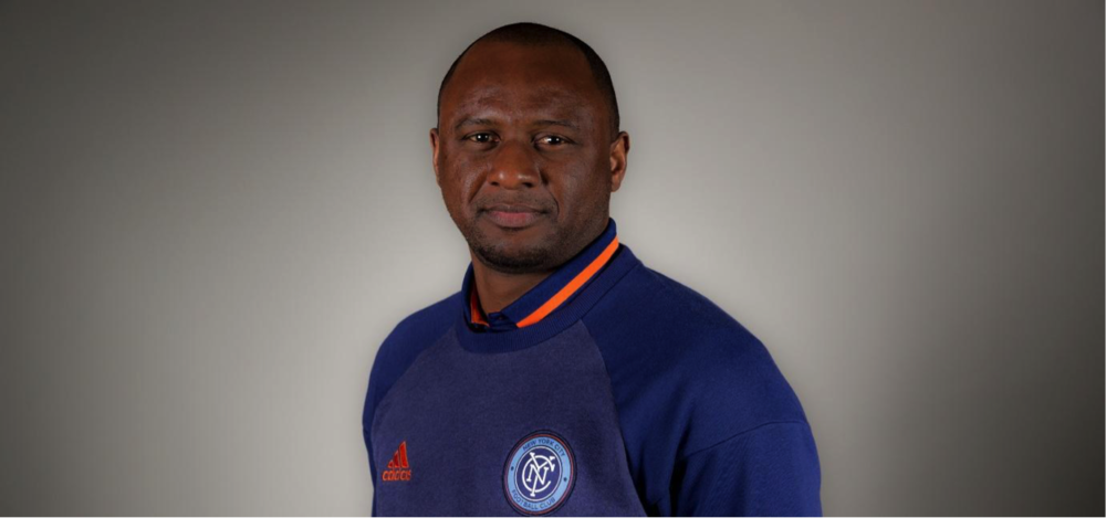"In a CNBC article, Patrick Vieira, former World Cup winner and current New York City Football Club head coach said: ""I strongly believe that soccer will be the No. 1 sport in this country in a few years."""