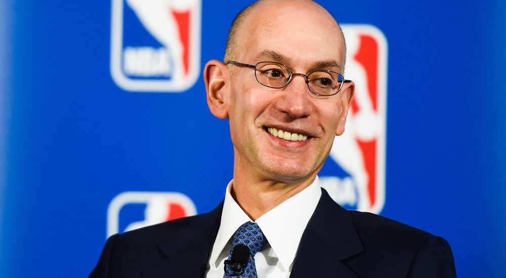 The cap for the new salary cap is expected to range from $101-107 million dollars. Photo via slamonline.com