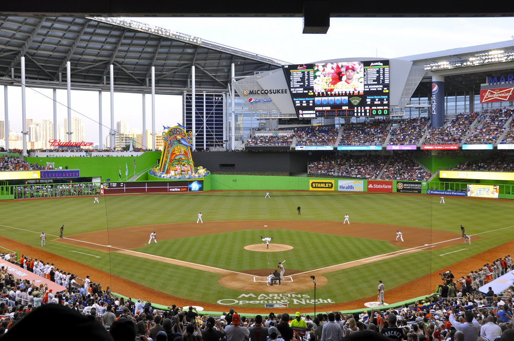 With new owners, the Marlins could have a bright future. Photo via Wikipedia