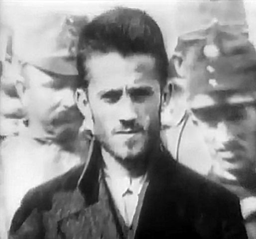 Gavrilo Princip was just 19 years old when he assassinated the Archduke. Wikimedia Commons.