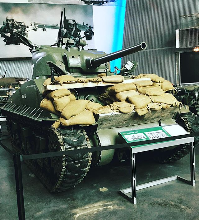 #fb to National WWII Museum last month! Can't wait get back to see the #RoadToTokyo exhibit opening tomorrow! 👌  #RoadToTokyo #history #wwii #museum #pacifictheater #tank #europeantheater #veterans #army #unitedstates #japan #greatestgeneration #allies #axis #minnesota #midwestbloggers #btfp #blog #education