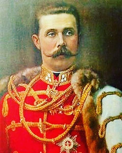 WWI Week continues on Behind the Fine Print with a look at the Austro-Hungarian heir problems...or first world probs, you decide.👆link in bio!