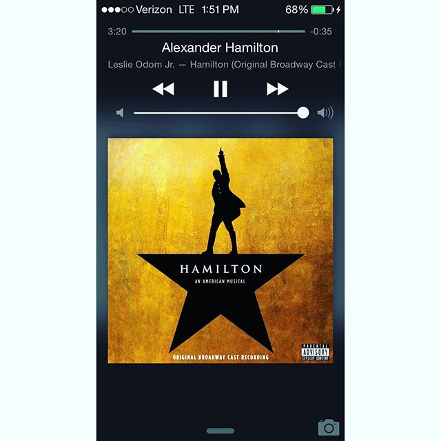 Celebrating @hamiltonmusical 's grammy all afternoon ❤️ #gram4ham #hamilton 🇺🇸🇺🇸🇺🇸 #history #alexanderhamilton #grammys #broadway #historyinthemaking #newyork #foundingfathers #mnbloggers #midwestbloggers #minnesota #historyblogger #read #favoritebook #hamiltonmusical