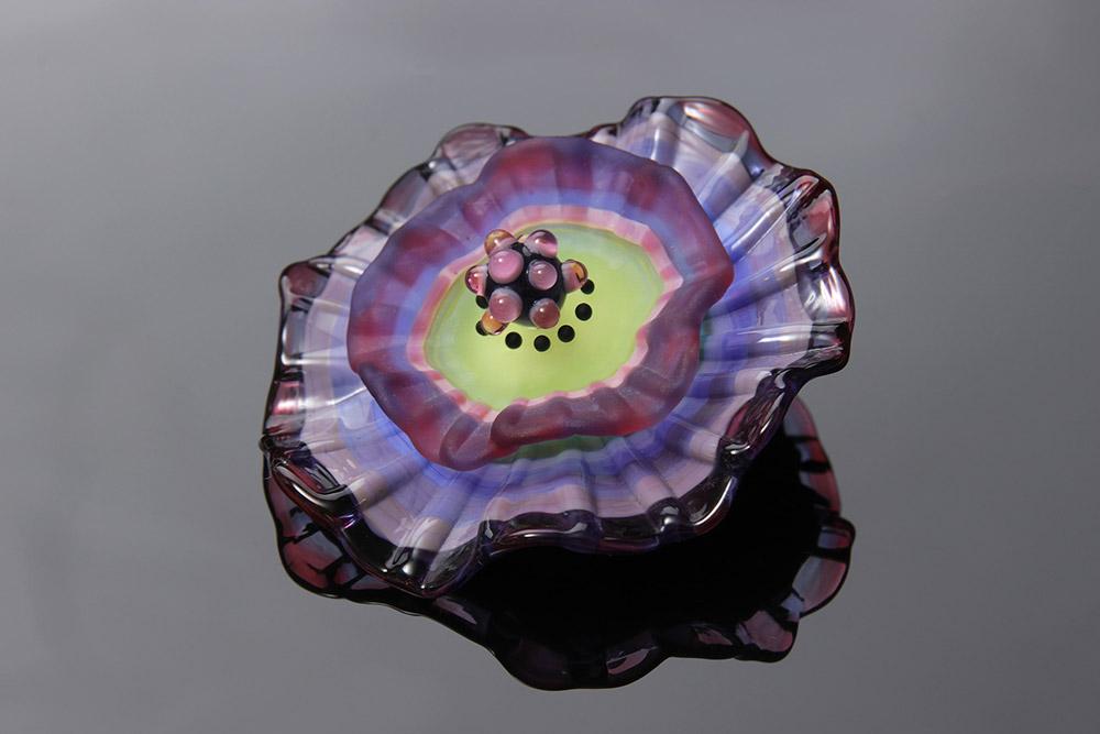 Hydrangea Anemone Pendant