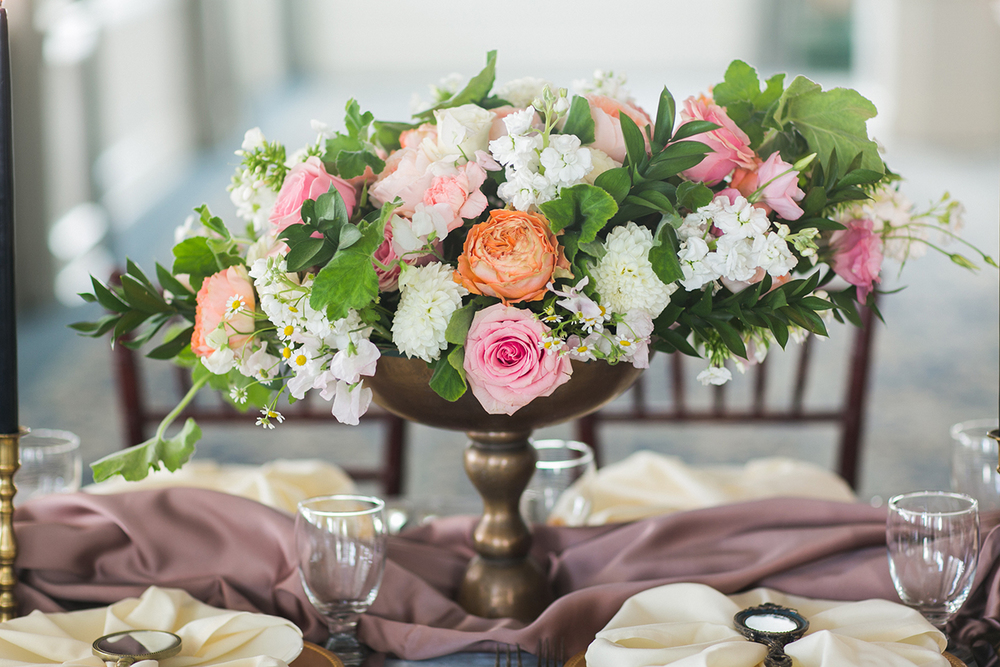 Kickstand Events florals | Rachel Red Photography