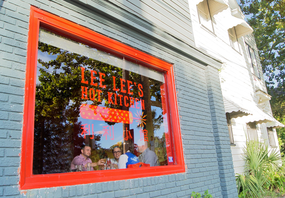 Lee Lee's Hot Kitchen | Monday -Sunday 11-10