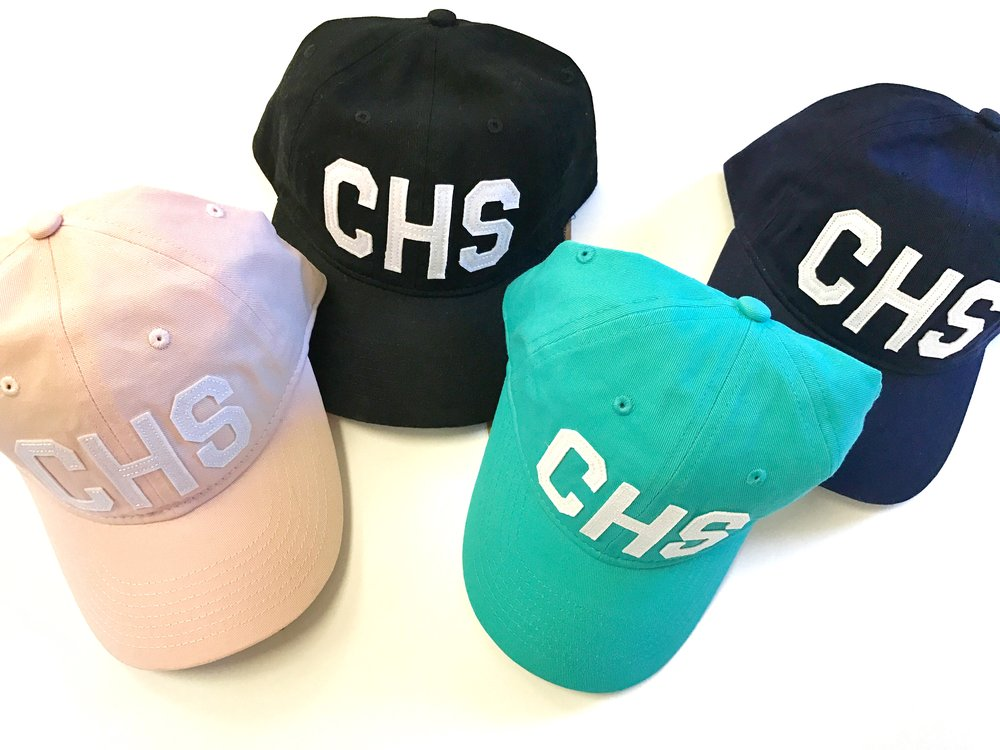 CHS Aviate Hats, $35