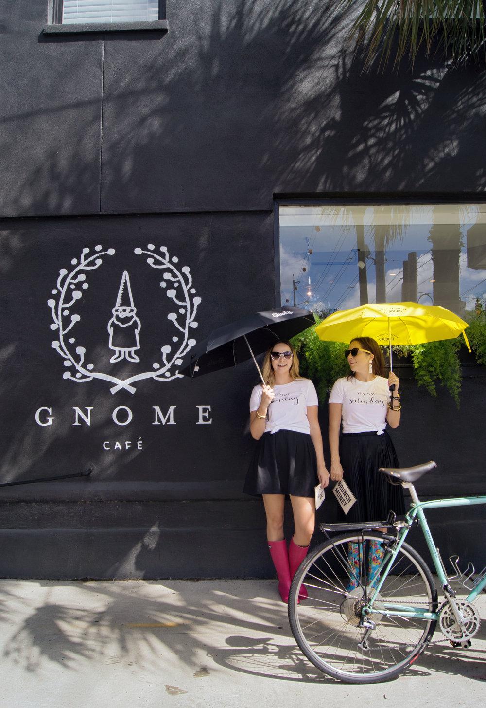 Rainy Day Charleston activities Gnome Cafe