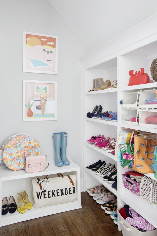 marie kondo closet inspiration