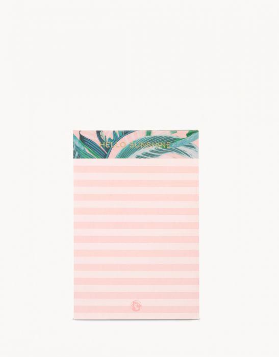 Spartina 449 cabana leaf notepad