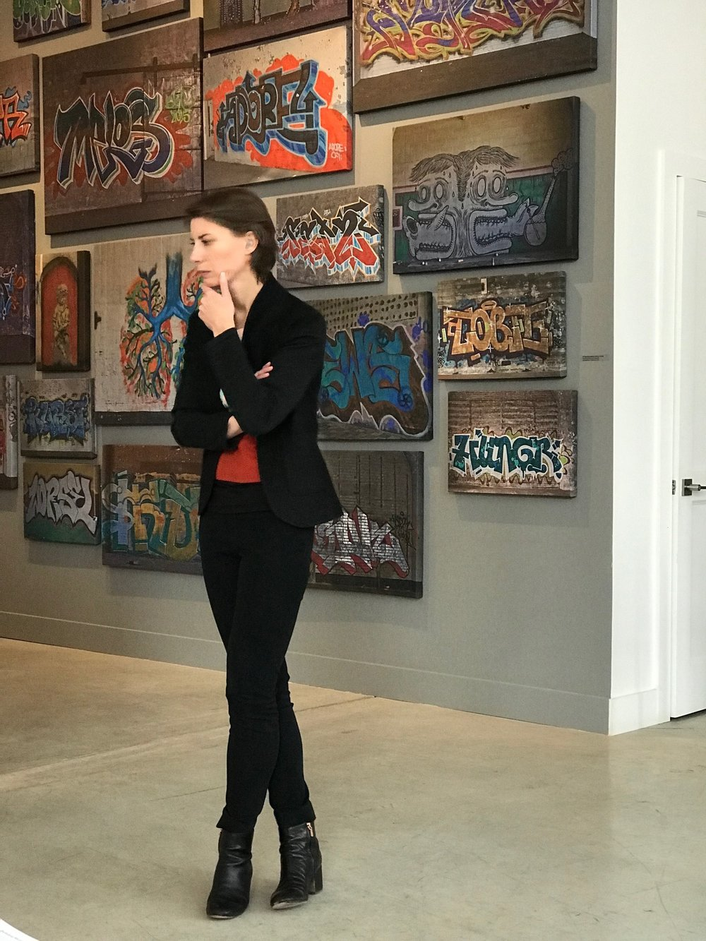 MOCA Director of Programs, November Paynter