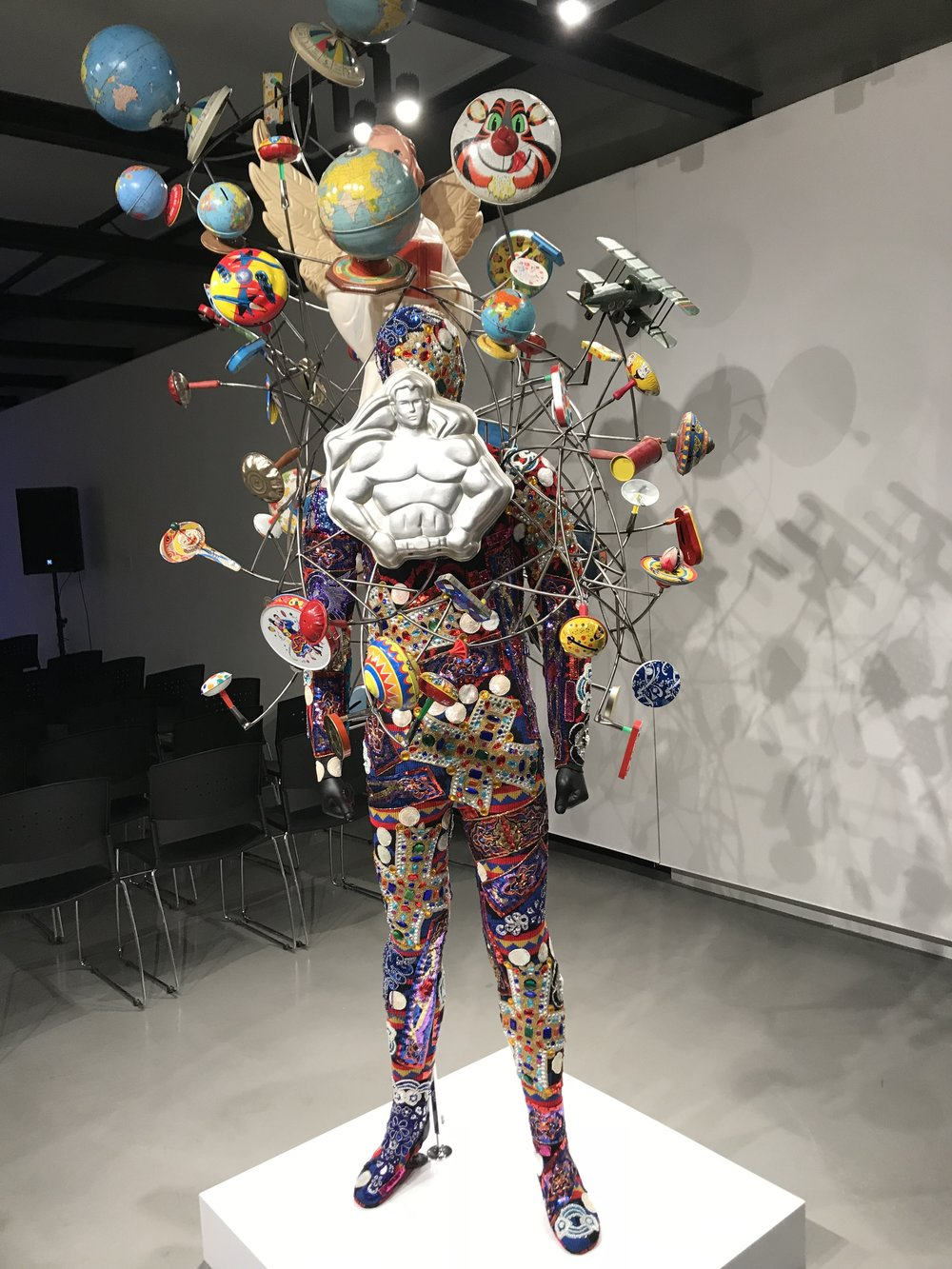 Nick Cave, Soundsuit 2015