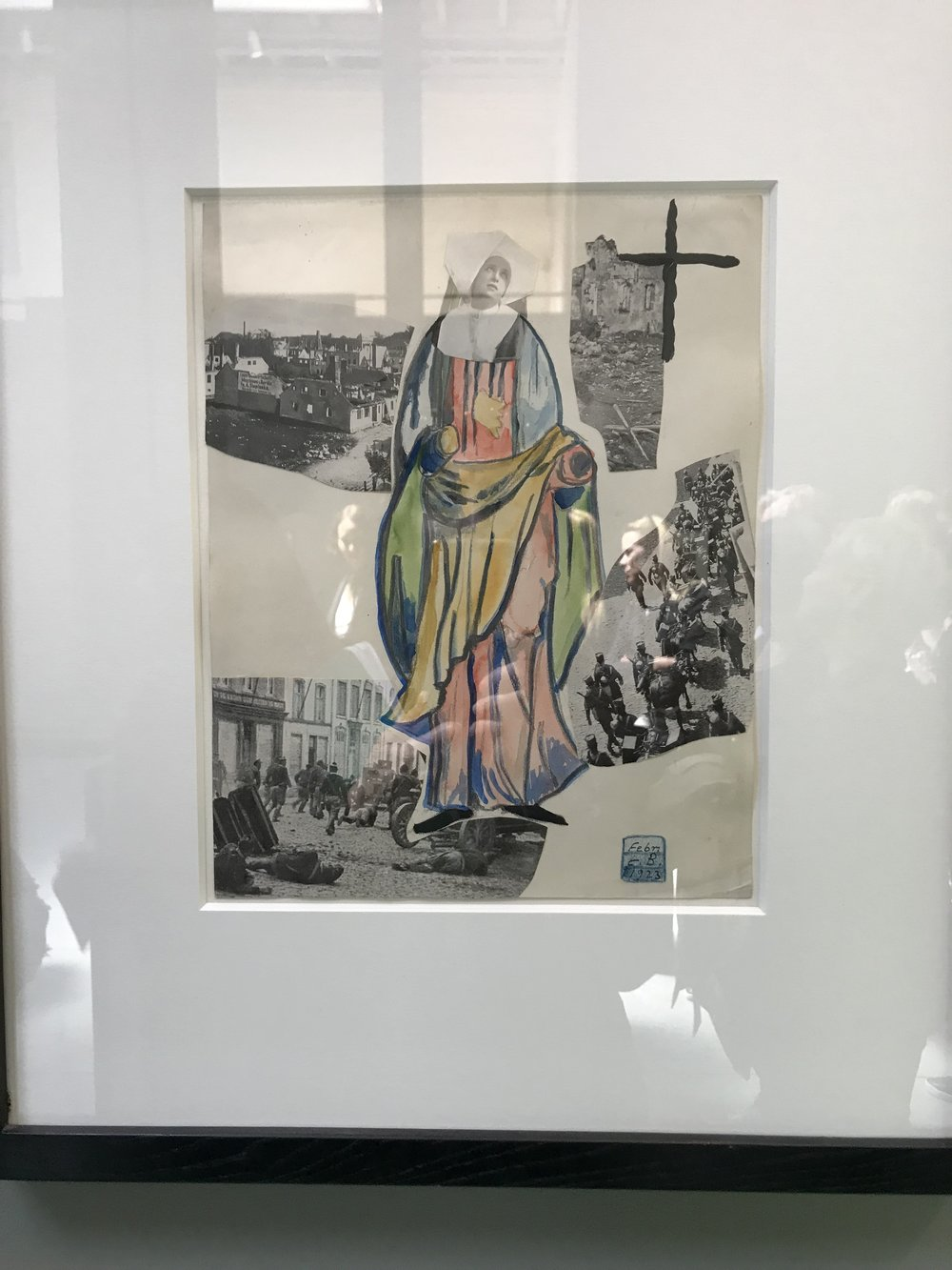 Madonna of War