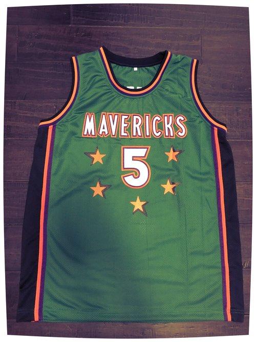 Jason Kidd Dallas Mavericks Jersey — TIMELESS GEAR d18e7ddc8319