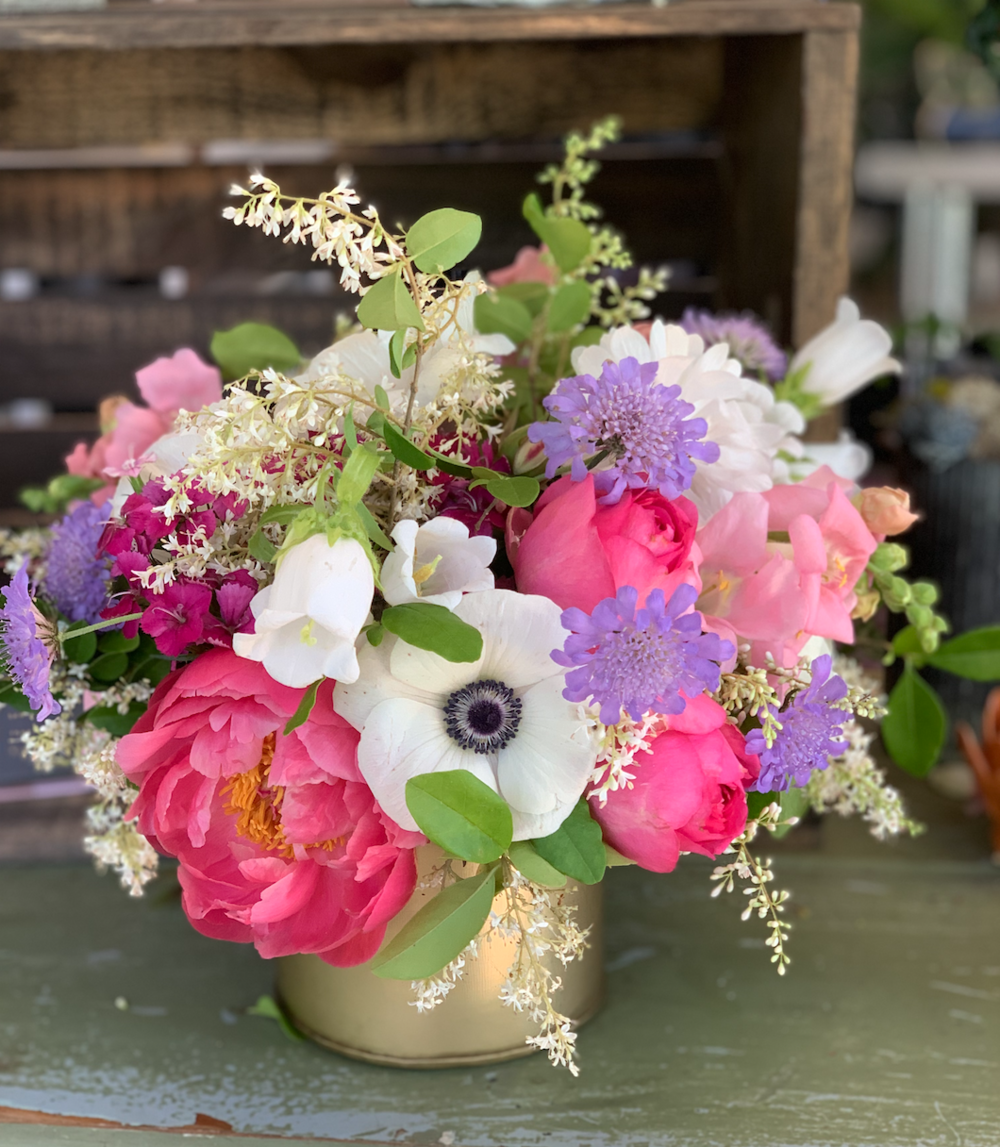 order flowers | newnan | serenbe | peachtree city — forage & flower