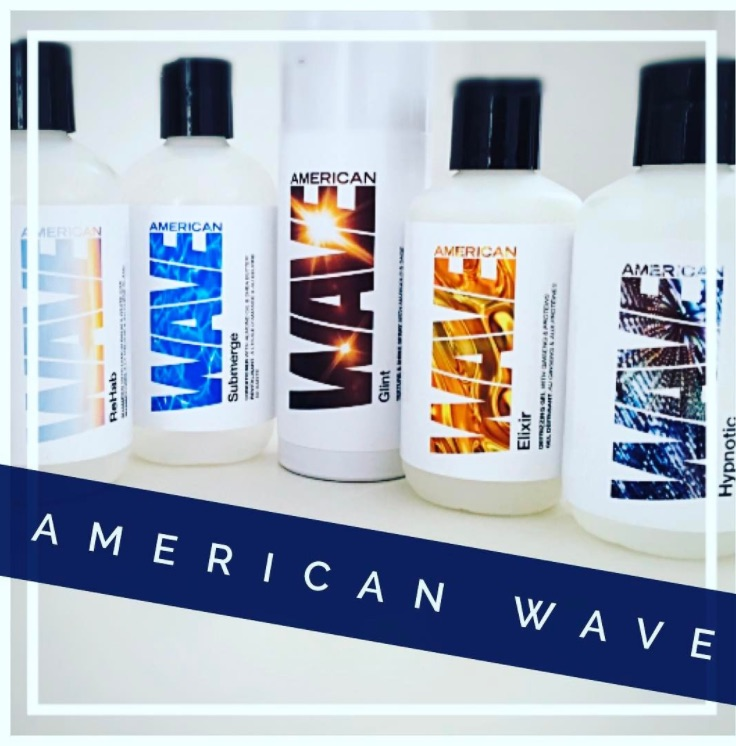 American Wave Product Line Launched at ISSE. With the Elixir to Make Textures Glint, It Proved A Hot Ticket at the Show.