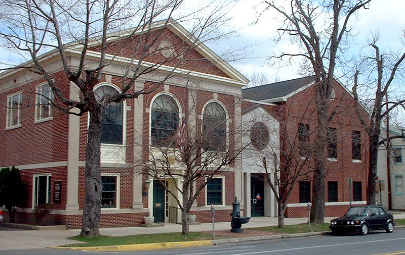 Bloomsburg Public Library