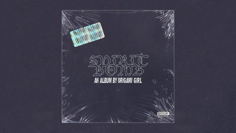 Origami Girl - Spirit Bomb