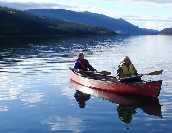 canoe-lake-netson