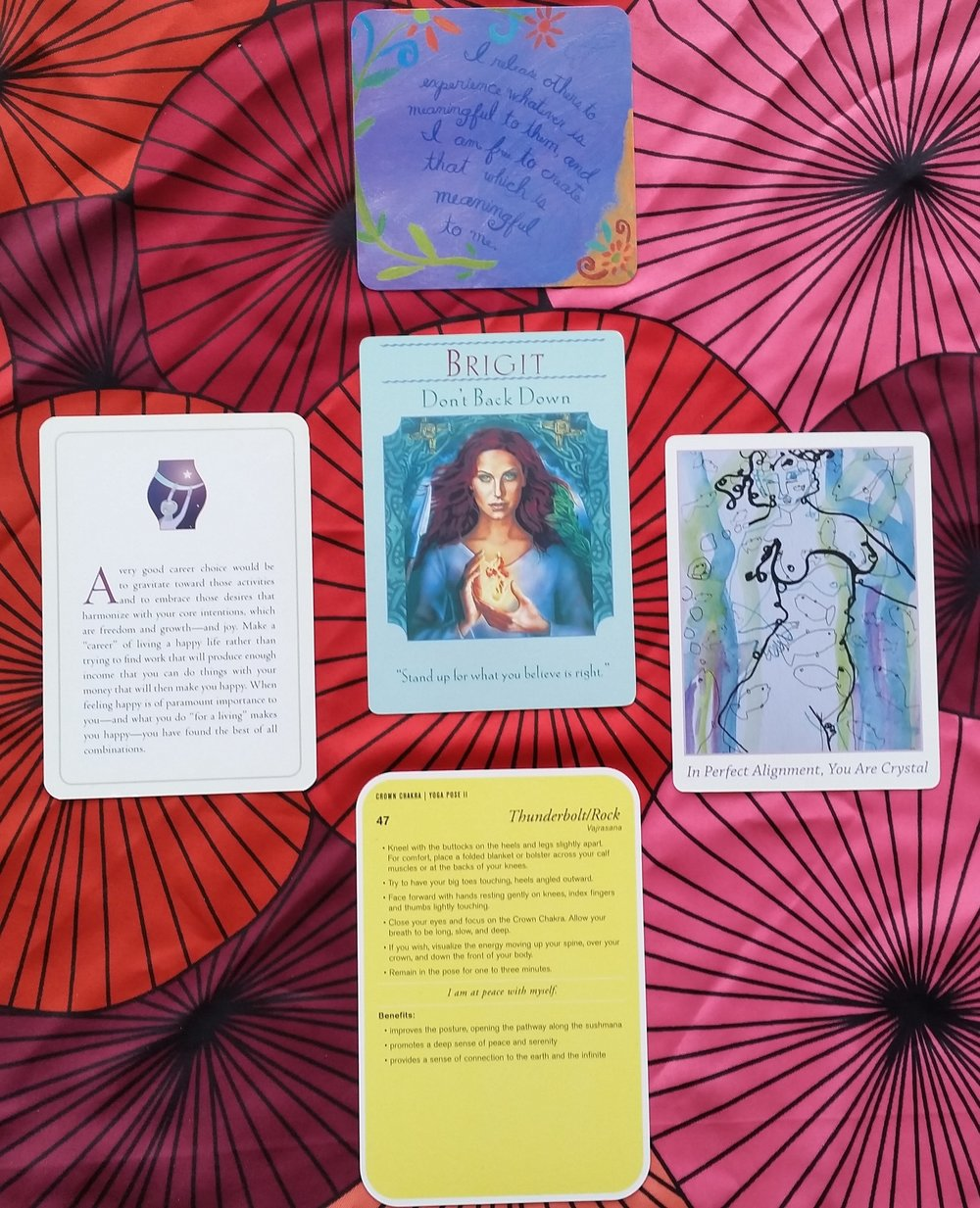 Keep reading below for card interpretations.