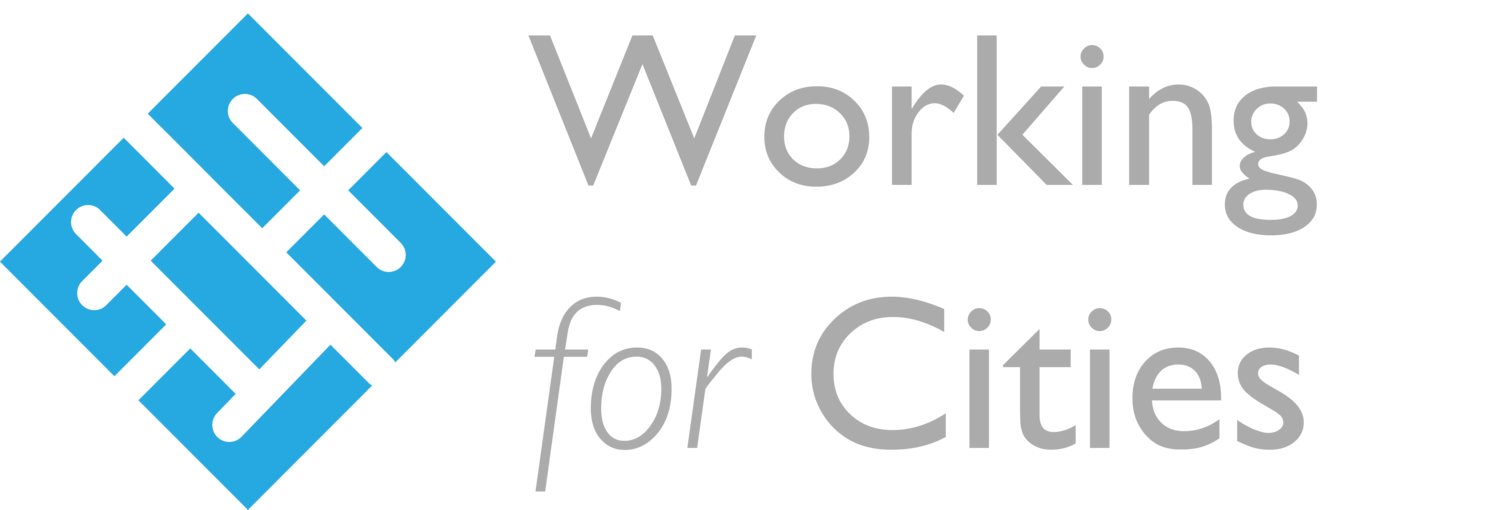 Working for CIties