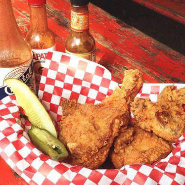 Lucy's Fried Chicken via  CHEFSFEED