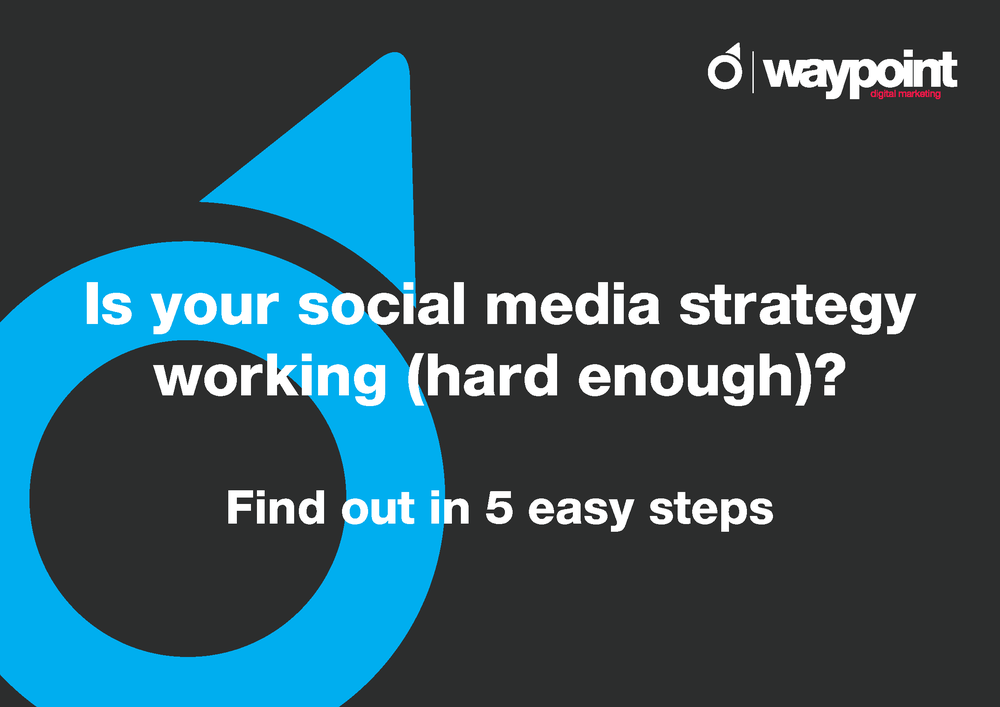 Is your social media strategy working hard enough ebook thumbnail