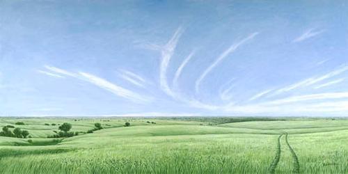 Spring, Catherland Prairie