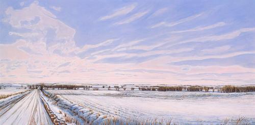 Winter Road, Hickman