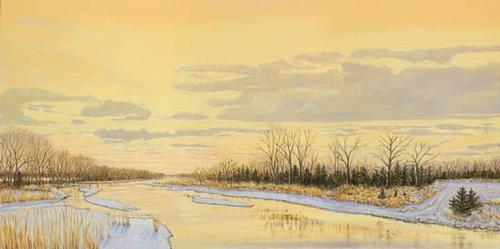 Platte River Near North Bend