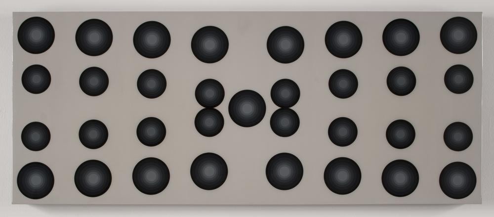 Bullseye (Gray)