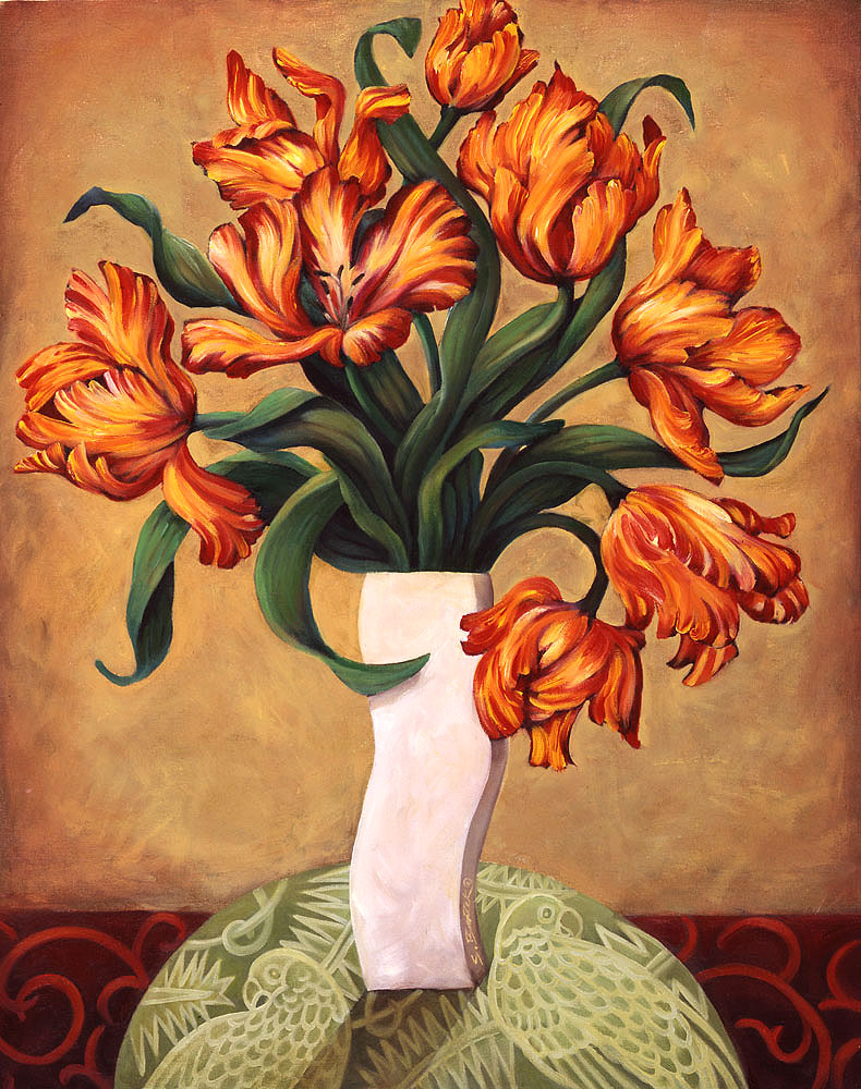 Parrot Tulips 11x14.jpg