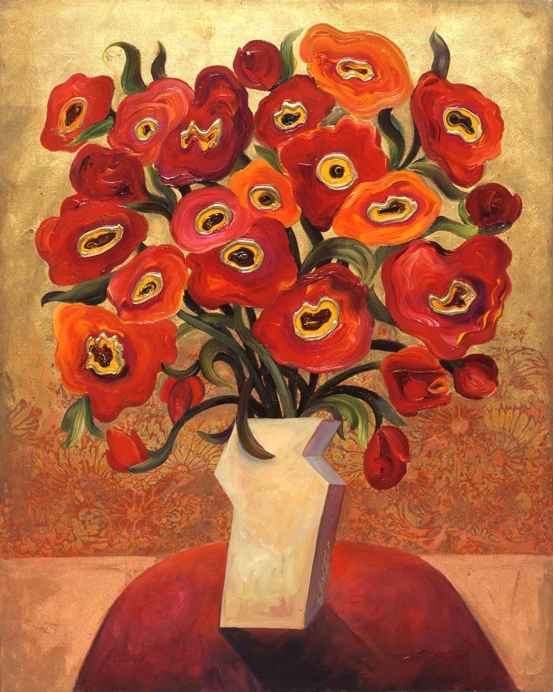 Red blooms 11x14.jpg