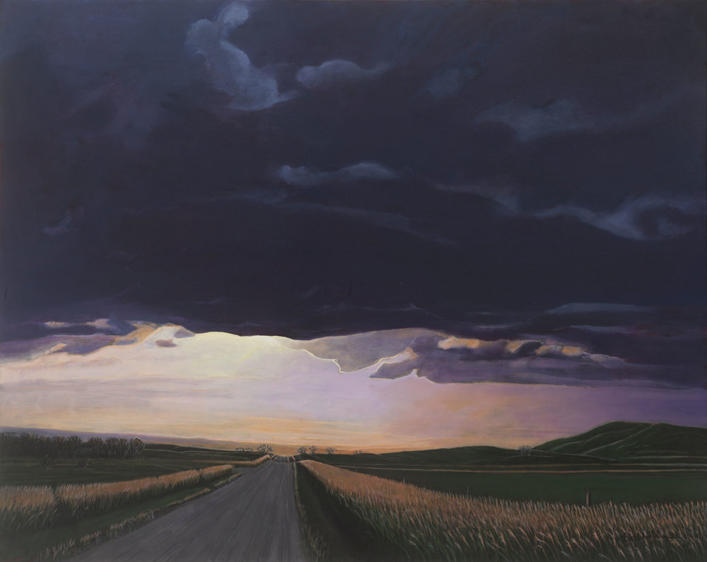 Sunset Southwest of Chadron