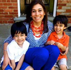 Anjali Varma of Kidville & Modern Mompreneur