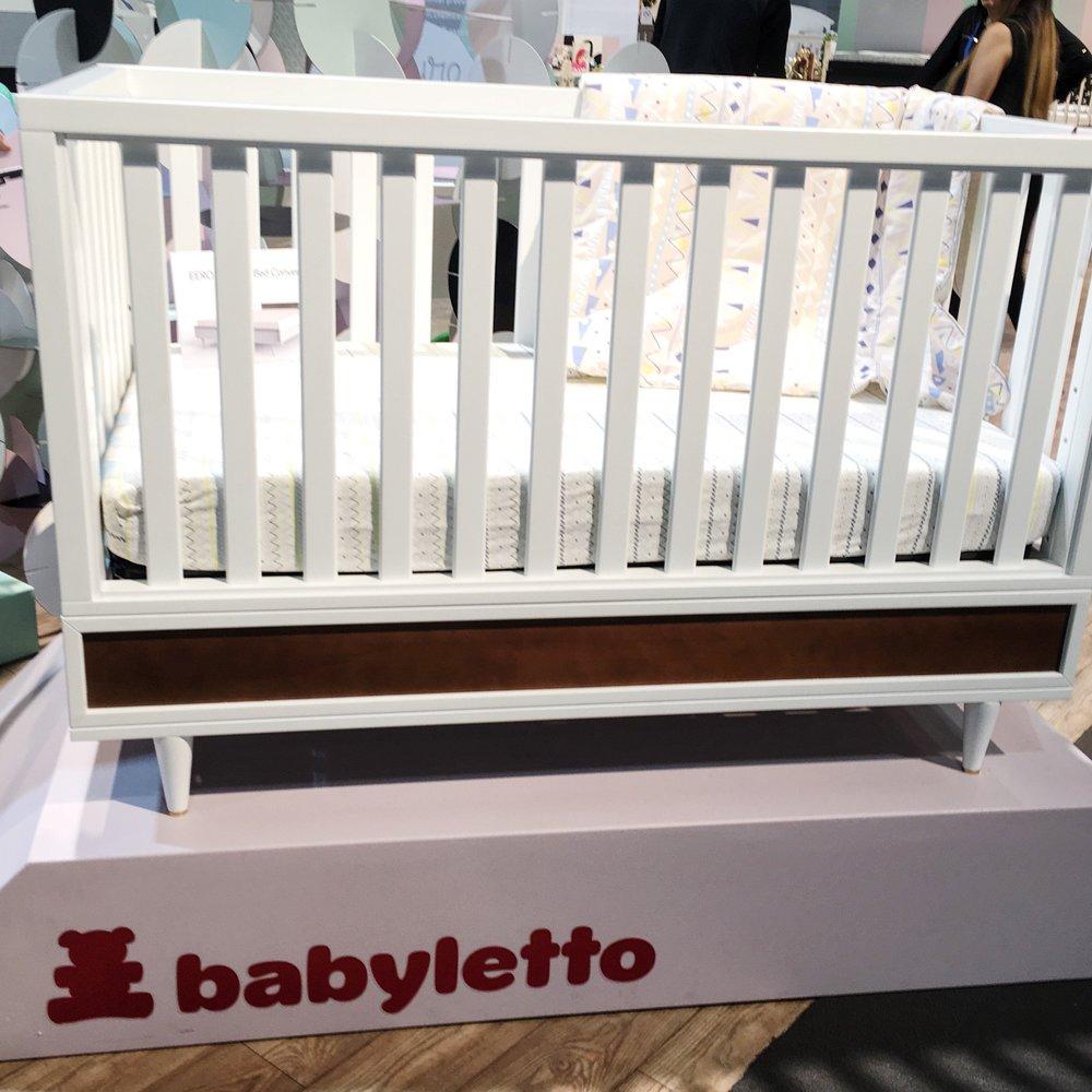 Eero Convertible Crib