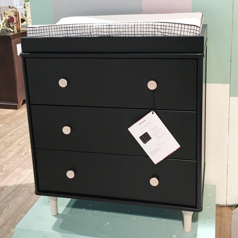 Lolly Dresser in Black
