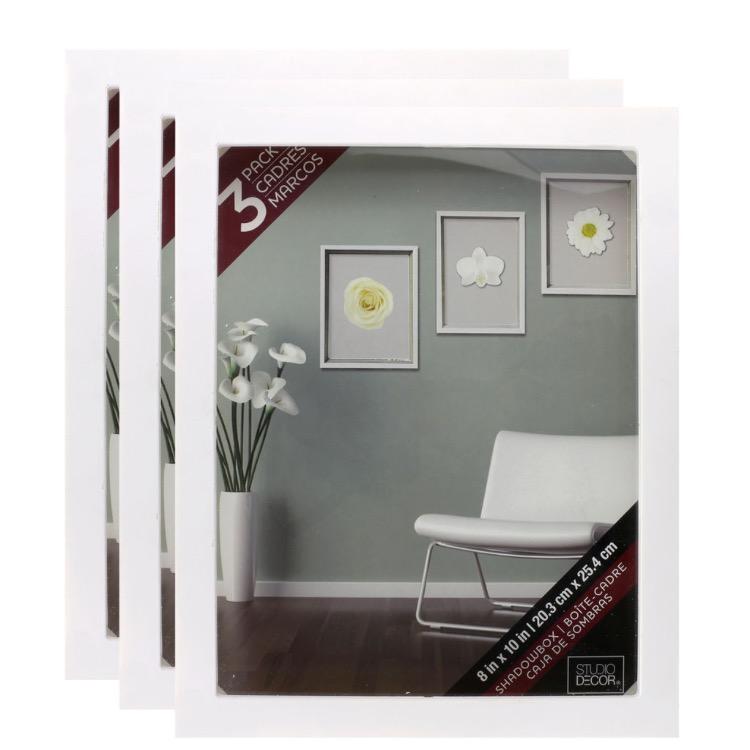 $10.99 Shadow Box Frames