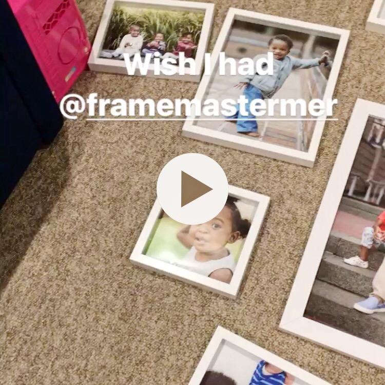 Screen Shot of my Instagram Stories