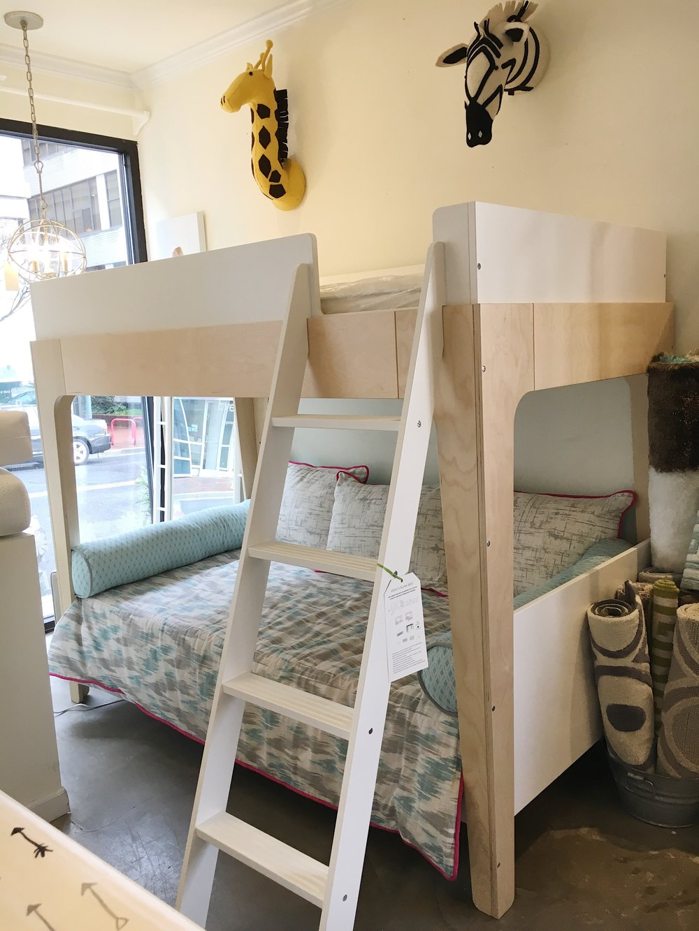 Oeuf Perch Bunkbed